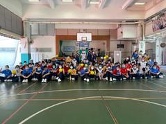 學校閃避球推廣-瑪利諾神父教會學校
