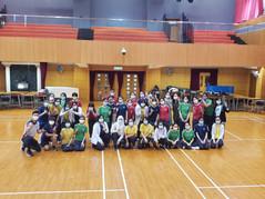學校閃避球推廣-香港管理專業協會李國寶中學HKMA David Li Kwok Po College