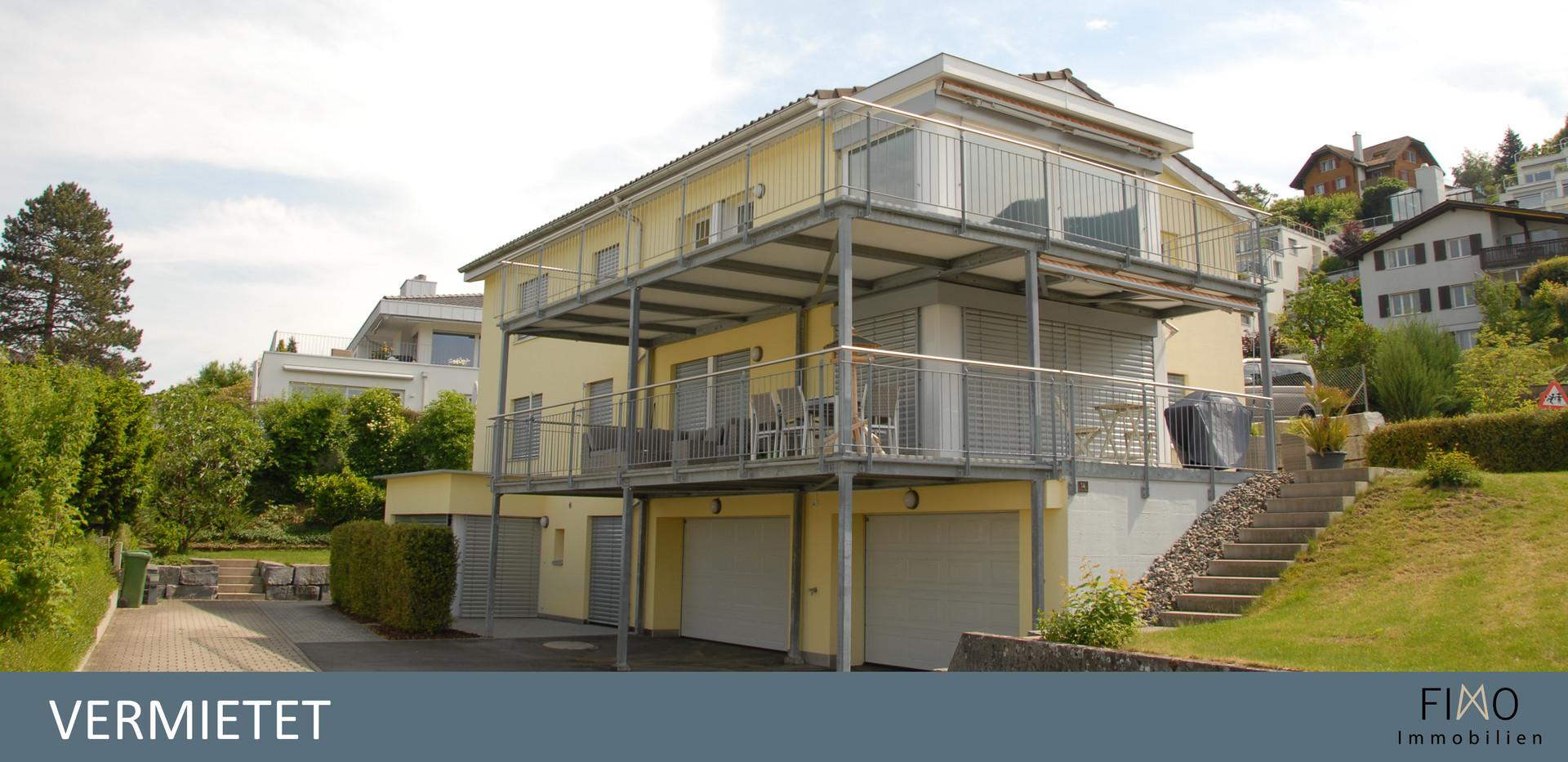 Wohnungen in Mehrfamilien
