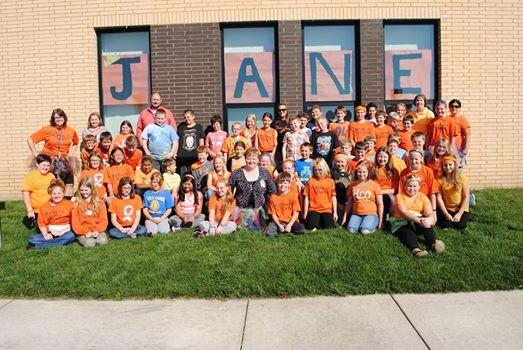 Jane's Classmates