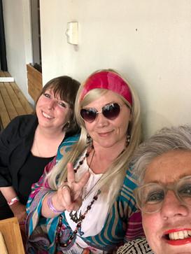 Maldon festival 18 relaxing with Harmony Breeze