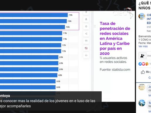 Video: Éxito de convocatoria a Webinar Latinoamericano de CESI junto a CIEC