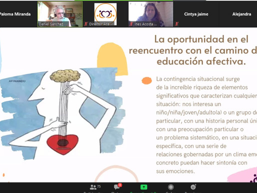 Profesionales de Junji reciben charla gratuita de CESI gracias a convenio con Caja los Andes