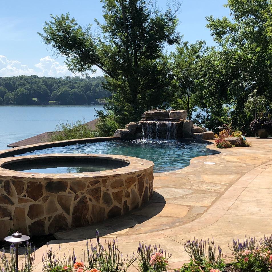 Pools & Pool Decks   Native Design & Hardscape