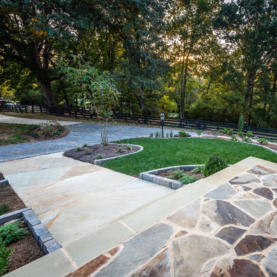 Patios & Driveways   Native Design & Hardscape