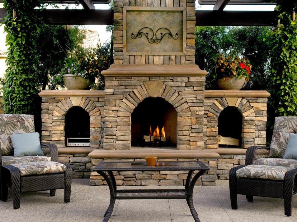 Fireplace | Native Design & Hardscape