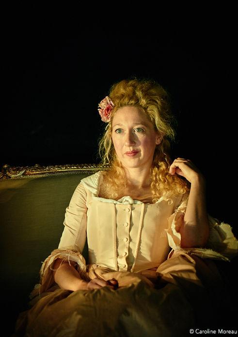 Emeline Bayart - Marie-Antoinette
