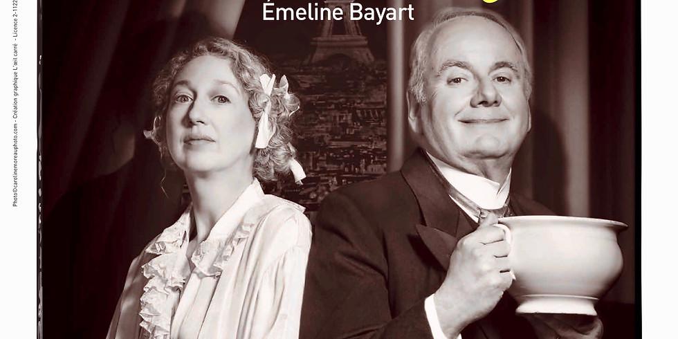 On Purge Bébé🎶 de Feydeau mise en scène Emeline Bayart