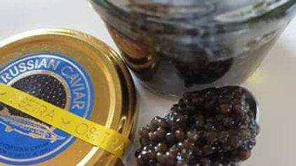 Caviar Lovers Plan