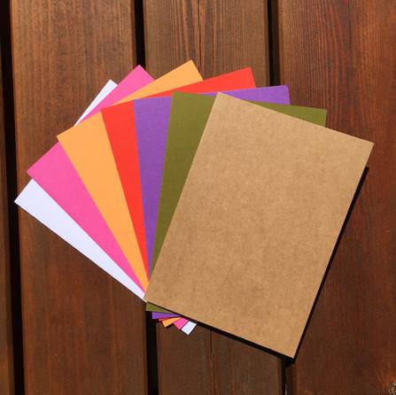 Karten kurz (110 x 155 mm)