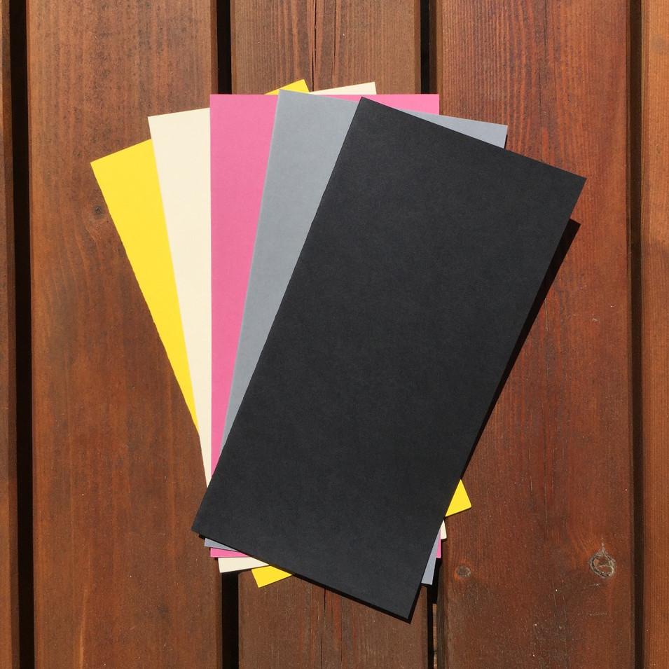 Karten lang (106 x 213 mm)