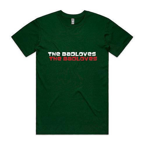 Mens Staple T-Shirt - Forest Green