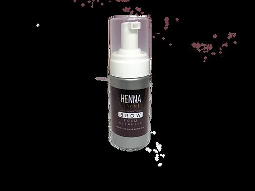 Henna Brows: Foam Cleanser