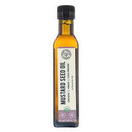 Pure India Foods Mustard Seed Oil