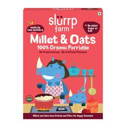 Slurrp Farm Millets & Oats
