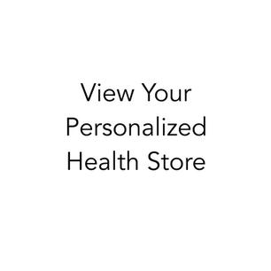Personalozed Health Store