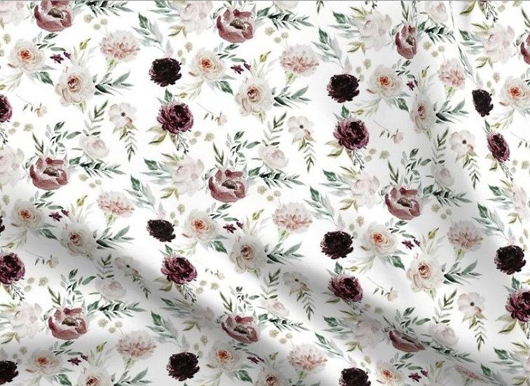 Bandeau - Velvet roses