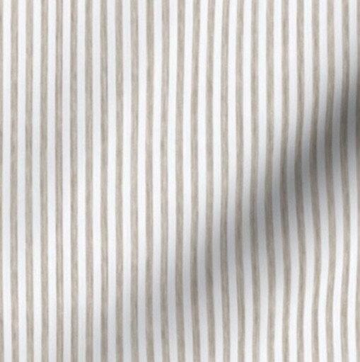Bonnet - Linen stripes