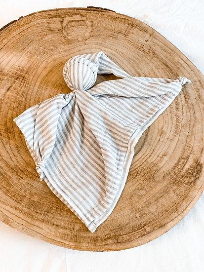 Doudou Luty - Linen stripes