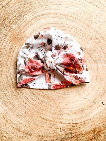 Turban - Vintage roses