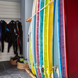 Surfboard Room