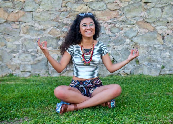 CREATIVE DIRECTOR: Star Cardona MODELS: Valeria Mora LOCATION: Parque De Mataleñas, Santander, Spain PHOTOGRAPHER: Fernando Salas FASHION STYLIST & MAKE-UP ARTIST: Star Cardona HAIR STYLIST: Ginco