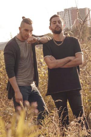 CREATIVE DIRECTOR: Star Cardona MODELS: James and Ginco  FASHION STYLIST: Star Cardona PHOTOGRAPHER: Alex de Frutos Photography