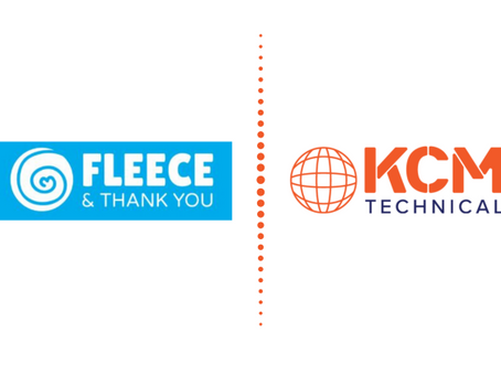 KCM partners with Fleece & Thank You