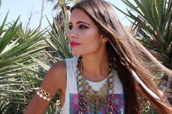 CREATIVE DIRECTOR: Star Cardona MODELS: Nerea Herrera Casanova  PHOTOGRAPHER/ FASHION STYLIST & MAKE-UP ARTIST: Star Cardona