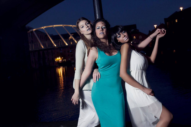 CREATIVE DIRECTOR: Star Cardona MODELS: Silvia, Adela, and Arlita PHOTOGRAPH: Alex De Frutos PHOTOGRAPHER ASSITANT: James Fontaine FASHION & MAKE-UP STYLIST: Star Cardona
