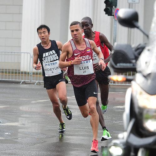 Running  All Access - Luis Orta