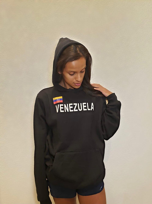 Venezuela - Black Sweatshirt