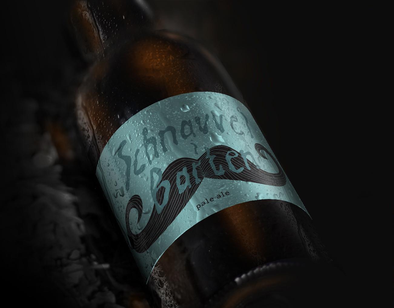 Schnavel i Barten, Pale Ale