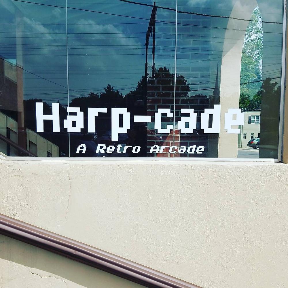 Hailey's Harp-cade
