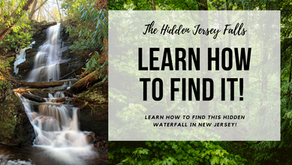 Silver Spray Falls (Hidden Falls Hike) Find This Hidden Hike and Waterfall - New Jersey