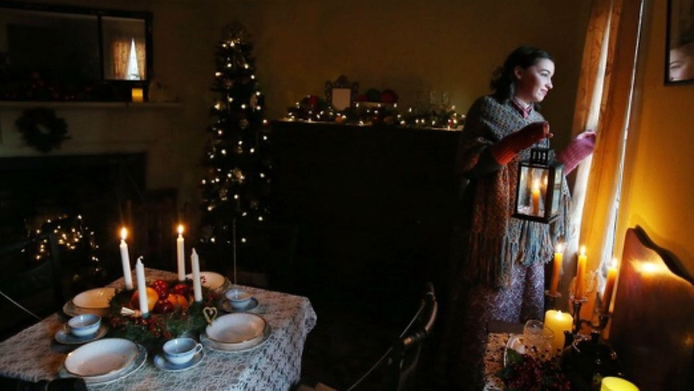 Christmas At Allaire Vilalge