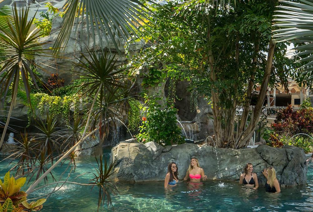 Crystal Springs Resort - New Jersey Tropical Getaway Pool