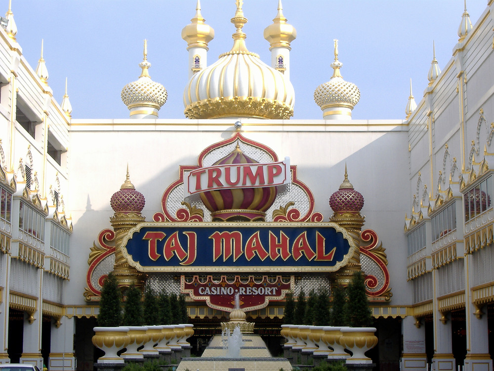 Haunted Hotels In New Jersey - Trump Taj Mahal