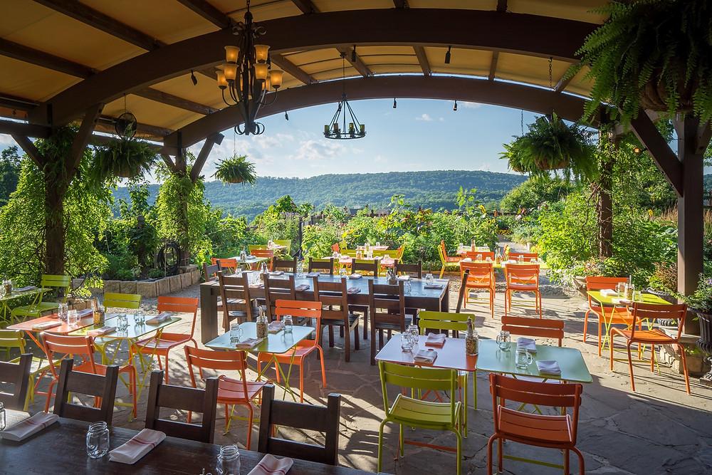Crystal Springs Resort - New Jersey - Chefs Garden Restaurant