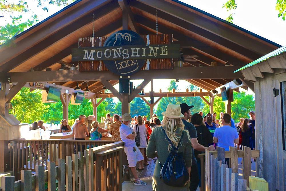 Crystal Springs Resort - New Jersey Tropical Getaway Moonshine Bar