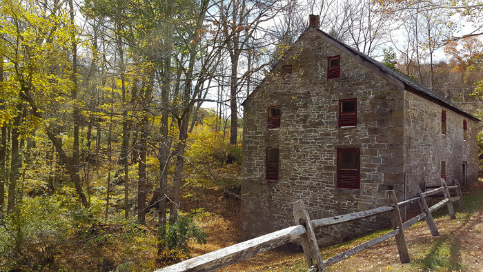 Gristmill Startswood State Park - New Jersey's best hiking trails