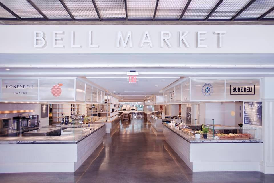 Bell Market Entry Way