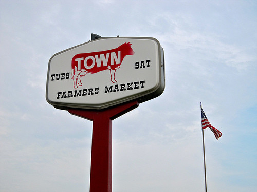 Cow Town New Jersey Farmers and Flea Market