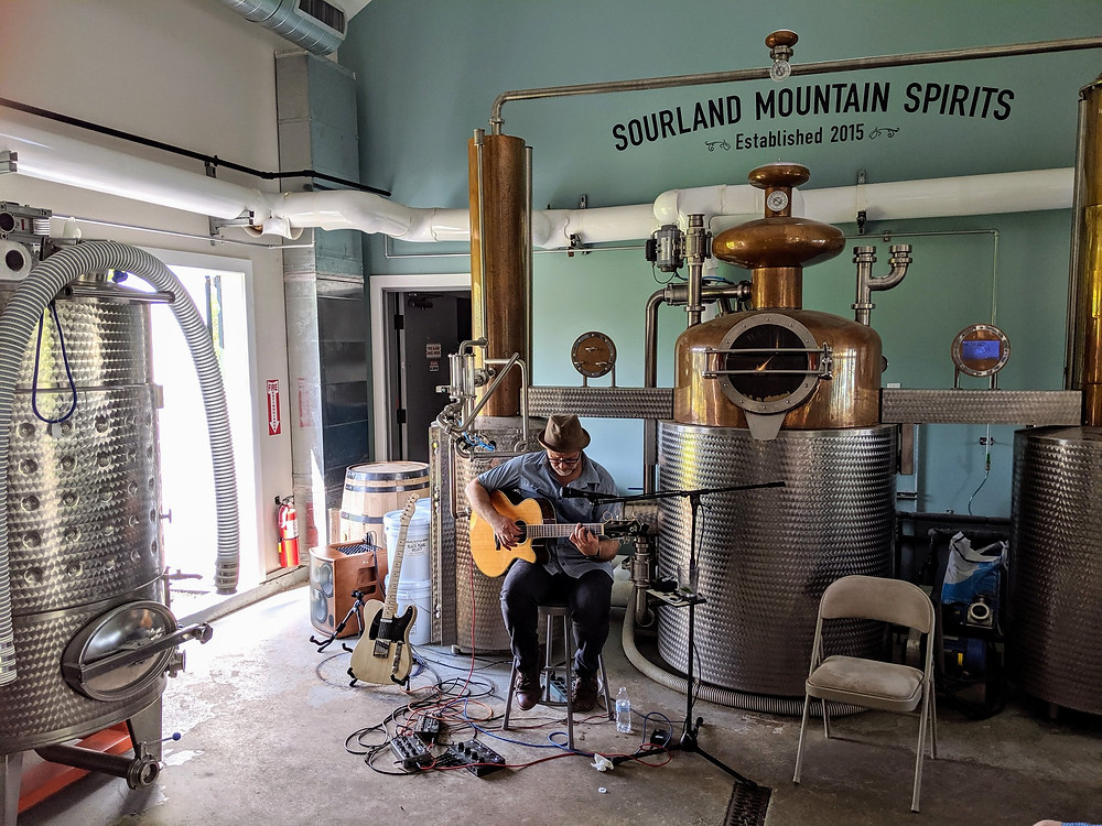 Sourland Mountain Spirits, Distillery in New Jersey