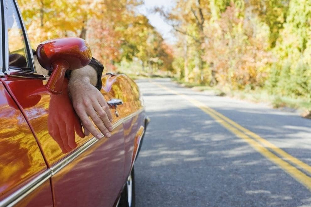 Delaware Scenic Byway Fall Drive