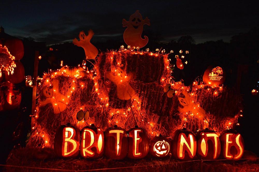 Pumpkin Glow Path In New Jersey