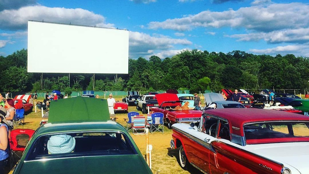 New Jersey Drive in Theater