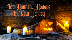 Top Haunted Attractions In New Jersey