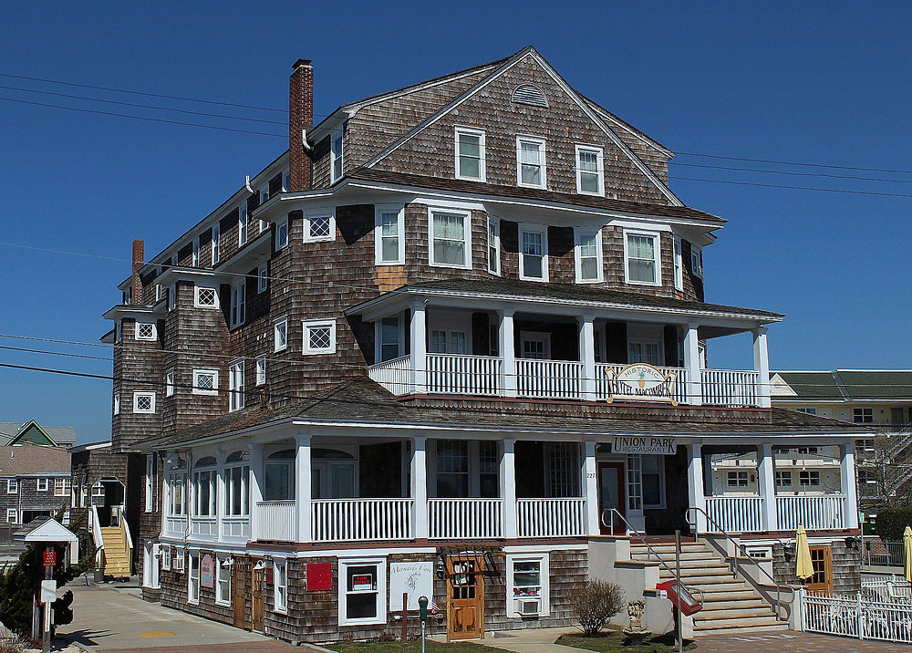 Haunted Hotels In New Jersey - Hotel Macomber