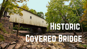 New Jersey's Last Standing Covered Bridge